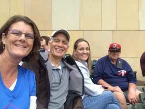 Timothy attended Minnesota Twins vs. Kansas City Royals - MLB on Sep 22nd 2019 via VetTix
