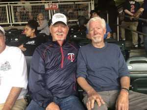 Gregory attended Minnesota Twins vs. Kansas City Royals - MLB on Sep 22nd 2019 via VetTix