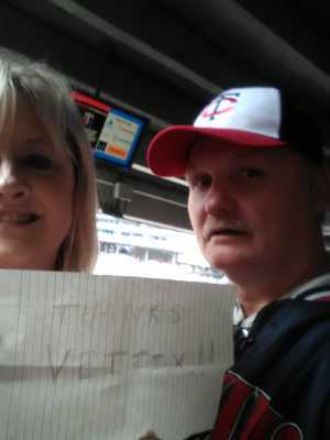 james attended Minnesota Twins vs. Kansas City Royals - MLB on Sep 22nd 2019 via VetTix