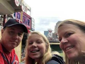 Donnie attended Minnesota Twins vs. Kansas City Royals - MLB on Sep 22nd 2019 via VetTix