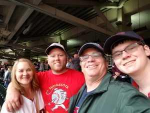 Keith attended Minnesota Twins vs. Kansas City Royals - MLB on Sep 22nd 2019 via VetTix