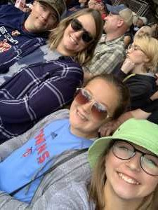 TWhite attended Minnesota Twins vs. Kansas City Royals - MLB on Sep 22nd 2019 via VetTix