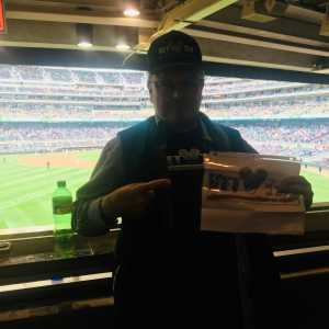 Dan attended Minnesota Twins vs. Kansas City Royals - MLB on Sep 22nd 2019 via VetTix