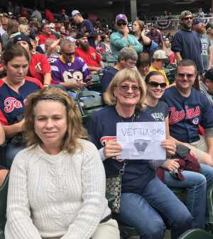 Laurie attended Minnesota Twins vs. Kansas City Royals - MLB on Sep 22nd 2019 via VetTix