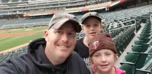 Caleb attended Minnesota Twins vs. Kansas City Royals - MLB on Sep 22nd 2019 via VetTix