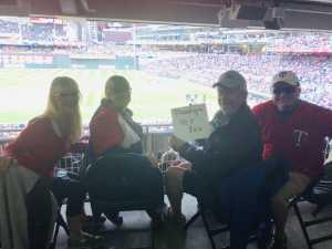 David attended Minnesota Twins vs. Kansas City Royals - MLB on Sep 22nd 2019 via VetTix