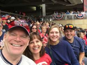 Doug attended Minnesota Twins vs. Kansas City Royals - MLB on Sep 22nd 2019 via VetTix