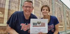 Joseph attended Minnesota Twins vs. Kansas City Royals - MLB on Sep 22nd 2019 via VetTix