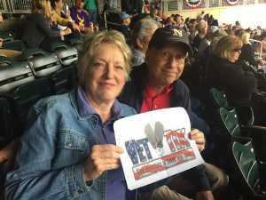 Paul Larson attended Minnesota Twins vs. Kansas City Royals - MLB on Sep 22nd 2019 via VetTix