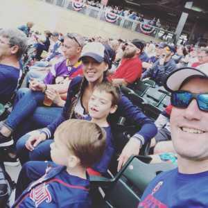 Jeremy attended Minnesota Twins vs. Kansas City Royals - MLB on Sep 22nd 2019 via VetTix