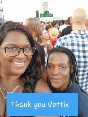 Lena attended Heineken Presents: De LA Soul at the Nyc E-prix Rooftop Party - French Rap on Jul 13th 2019 via VetTix