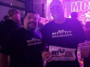 Richard attended Mc50 - Pop on Aug 30th 2019 via VetTix