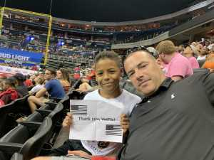 Click To Read More Feedback from Washington Valor vs. Columbus Destroyers - Professional