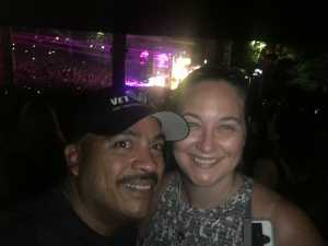 Edgar attended Jennifer Lopez - It's My Party - Latin on Jul 16th 2019 via VetTix