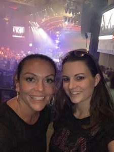 William attended Jennifer Lopez - It's My Party - Latin on Jul 16th 2019 via VetTix