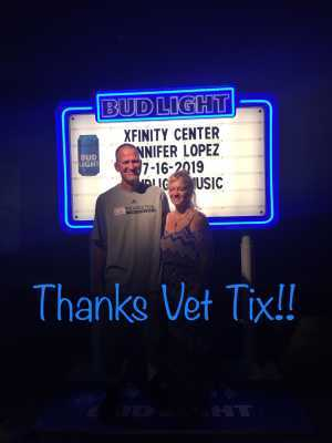 John attended Jennifer Lopez - It's My Party - Latin on Jul 16th 2019 via VetTix
