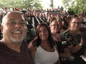 Hubert  attended Jennifer Lopez - It's My Party - Latin on Jul 16th 2019 via VetTix