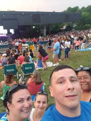 Isaac attended Jennifer Lopez - It's My Party - Latin on Jul 16th 2019 via VetTix