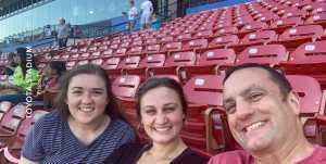 Nicholas attended FC Dallas vs. Sevilla - MLS Friendship Match on Jul 17th 2019 via VetTix