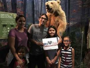 Martin attended The Witte Museum - Survival: the Exhibition on Jul 15th 2019 via VetTix