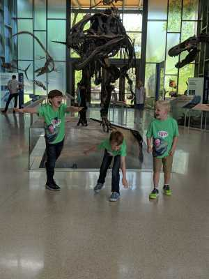 Ted attended The Witte Museum - Survival: the Exhibition on Jul 15th 2019 via VetTix