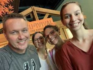 Randall attended The Witte Museum - Survival: the Exhibition on Jul 15th 2019 via VetTix