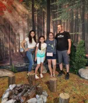 Frank attended The Witte Museum - Survival: the Exhibition on Jul 15th 2019 via VetTix
