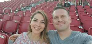 Kyle attended Zac Brown Band: The Owl Tour on Jul 25th 2019 via VetTix