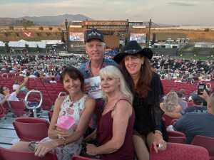 Paul attended Zac Brown Band: The Owl Tour on Jul 25th 2019 via VetTix
