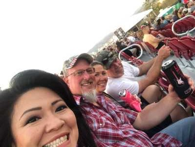 George attended Zac Brown Band: The Owl Tour on Jul 25th 2019 via VetTix