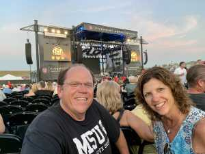 Terry attended Zac Brown Band: The Owl Tour on Jul 25th 2019 via VetTix