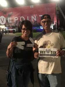 David attended Zac Brown Band: The Owl Tour on Jul 25th 2019 via VetTix