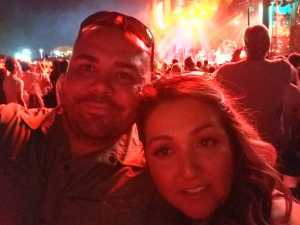 raul attended Zac Brown Band: The Owl Tour on Jul 25th 2019 via VetTix