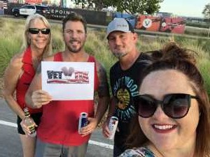 Jason attended Zac Brown Band: The Owl Tour on Jul 25th 2019 via VetTix