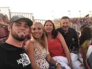 Travis attended Zac Brown Band: The Owl Tour on Jul 25th 2019 via VetTix