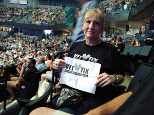Melinda attended Jeff Lynne's Elo With Special Guest Dhani Harrison - Pop on Jul 23rd 2019 via VetTix