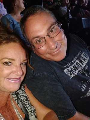 Scott attended Jeff Lynne's Elo With Special Guest Dhani Harrison - Pop on Jul 23rd 2019 via VetTix
