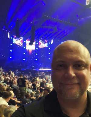 Austin  attended Jeff Lynne's Elo With Special Guest Dhani Harrison - Pop on Jul 23rd 2019 via VetTix