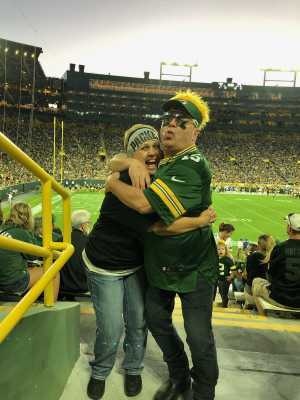 Kurt attended Green Bay Packers vs. Kansas City Chiefs - NFL Preseason on Aug 29th 2019 via VetTix
