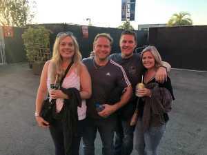 Ryan attended Shinedown: Attention World Tour on Jul 21st 2019 via VetTix