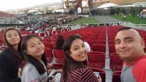 Pedro attended Shinedown: Attention World Tour on Jul 21st 2019 via VetTix