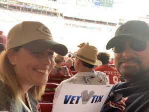 Ryan attended Cincinnati Reds vs. Colorado Rockies - MLB on Jul 28th 2019 via VetTix