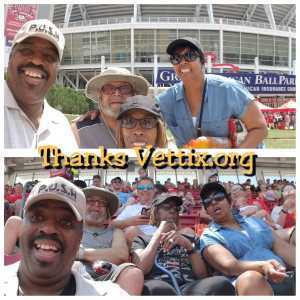 Paul attended Cincinnati Reds vs. Colorado Rockies - MLB on Jul 28th 2019 via VetTix