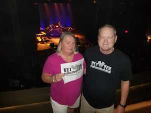 Cory attended Another Journey - at the Rialto Theatre on Aug 9th 2019 via VetTix