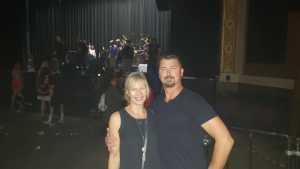 Sean attended Another Journey - at the Rialto Theatre on Aug 9th 2019 via VetTix