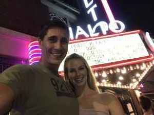 Zee attended Another Journey - at the Rialto Theatre on Aug 9th 2019 via VetTix