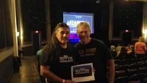 Leonard attended Another Journey - at the Rialto Theatre on Aug 9th 2019 via VetTix