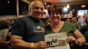 David and Ann attended Another Journey - at the Rialto Theatre on Aug 9th 2019 via VetTix