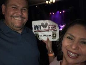 Manny attended Another Journey - at the Rialto Theatre on Aug 9th 2019 via VetTix
