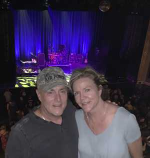 Ronald attended Another Journey - at the Rialto Theatre on Aug 9th 2019 via VetTix